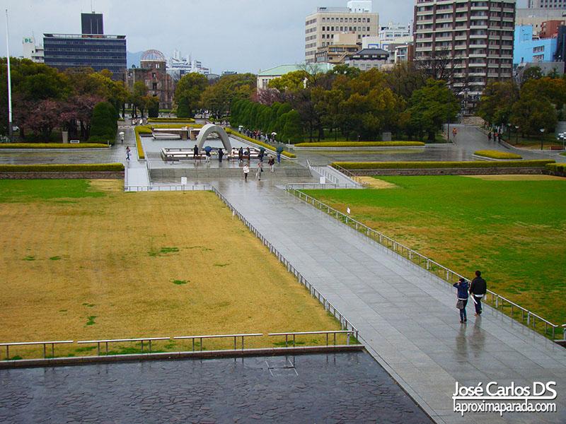 Parque Conmemorativo de la Paz Hiroshima