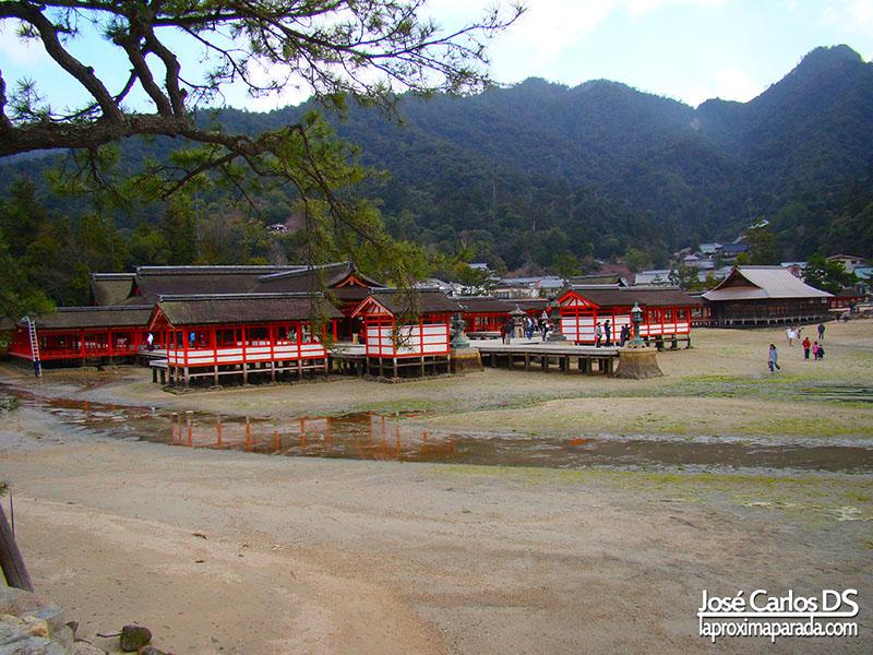 Santuario de Itsukushima Miyajima