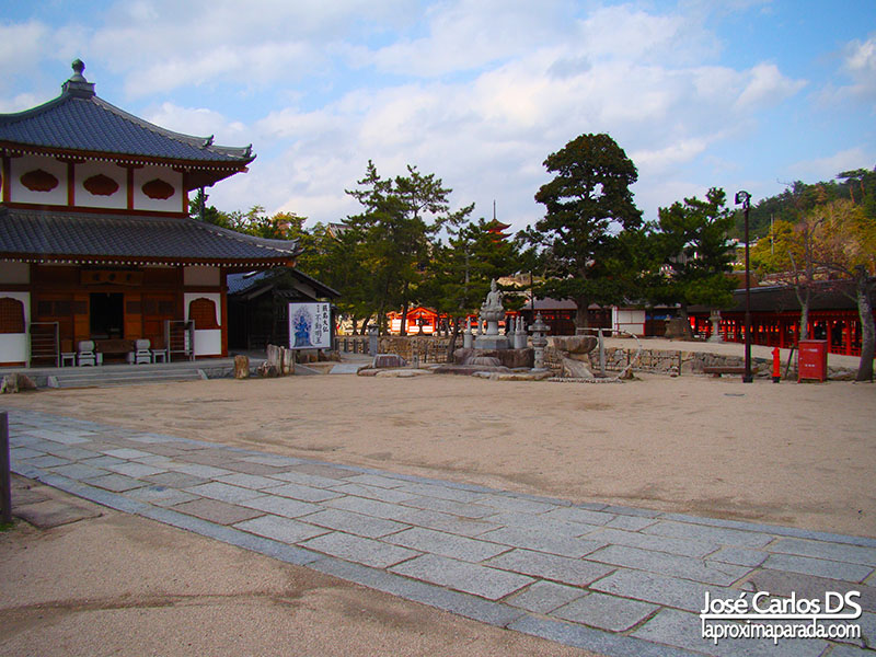 Templos Miyajima