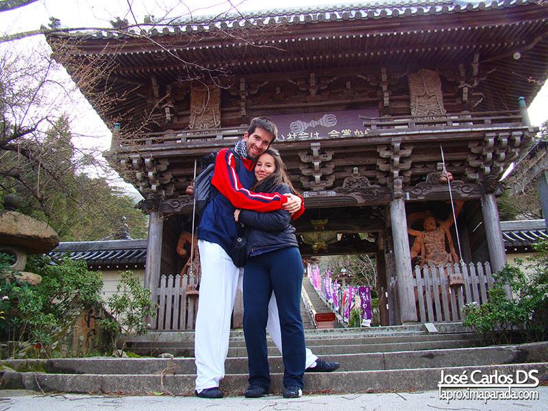 Templos en Monte de Miyajima