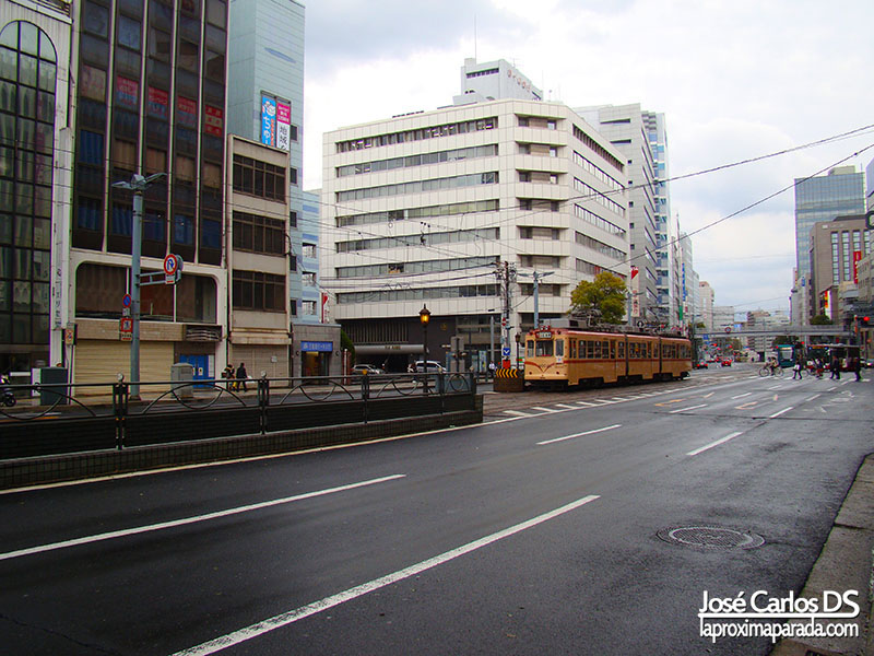Tranvía Hiroshima