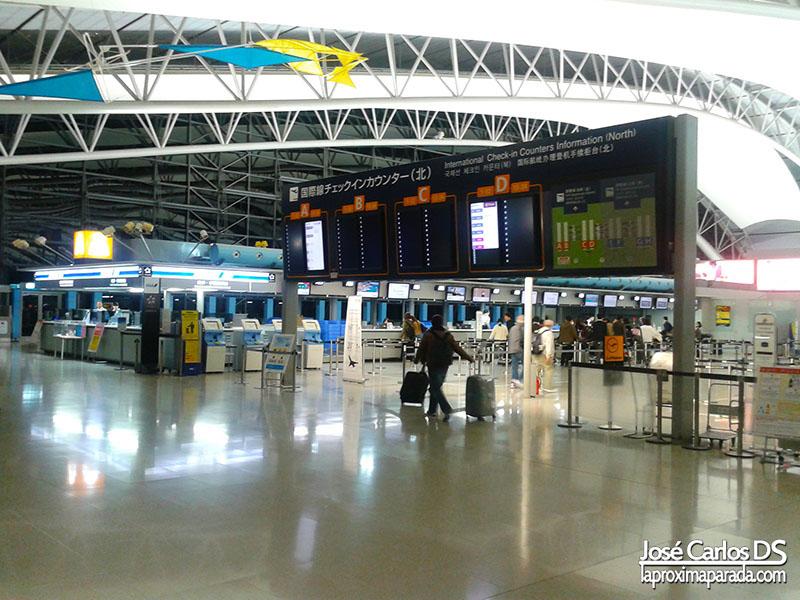 Aeropuerto Kansai Osaka