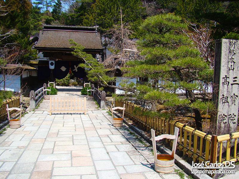 Alojamientos Koyasan