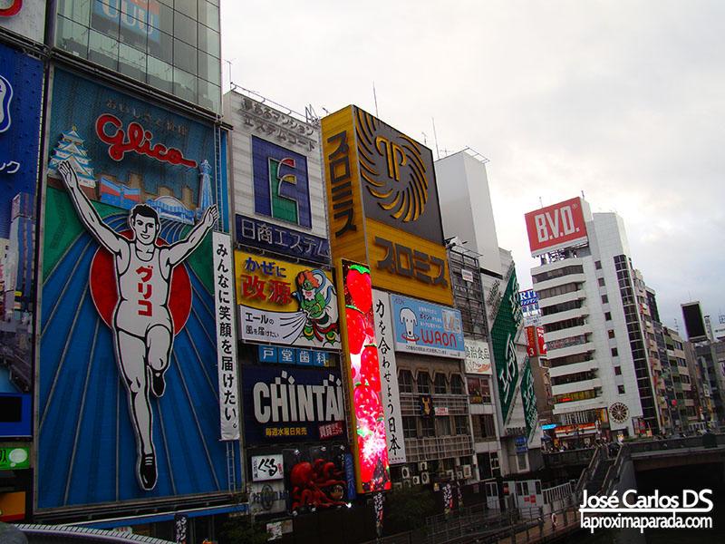 Glico Barrio Dotonbori Osaka