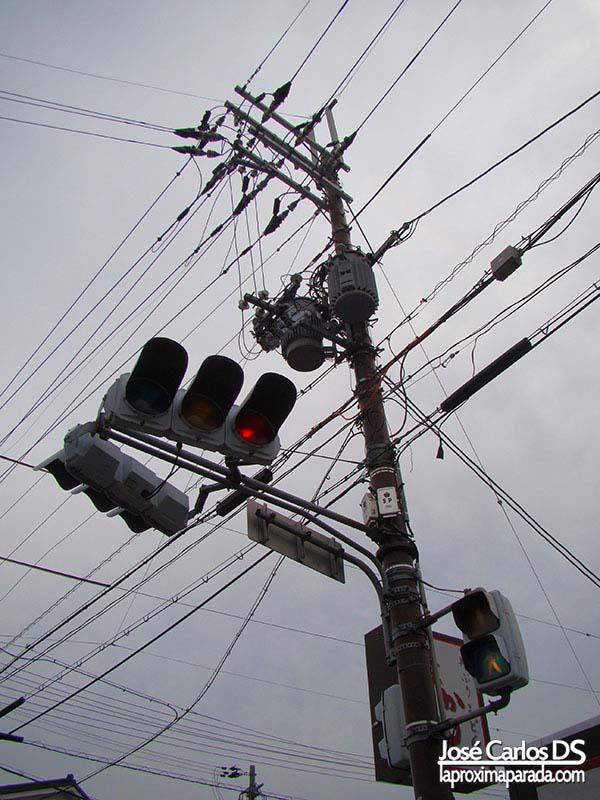 Cables Tendido Eléctrico Kyoto