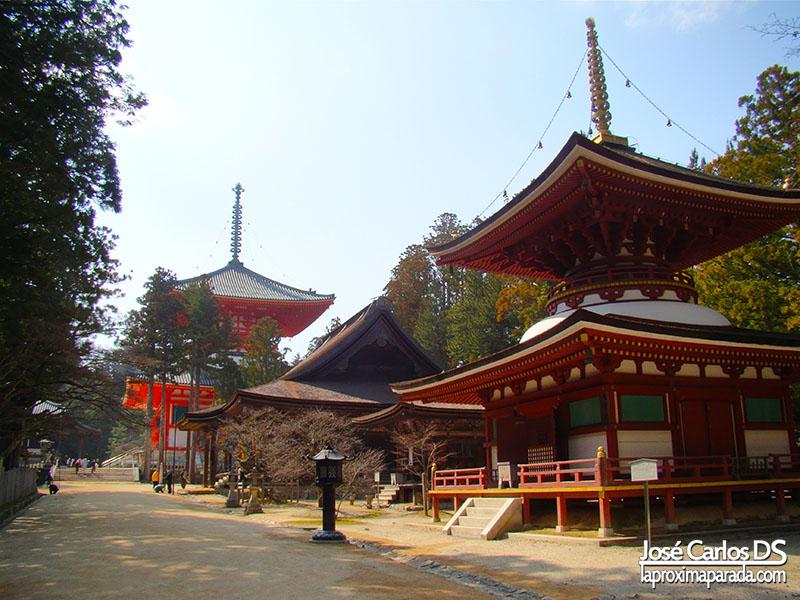 Complejo Central Koyasan