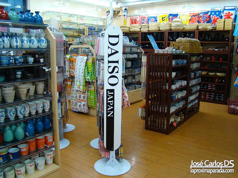 Daiso Shop Osaka