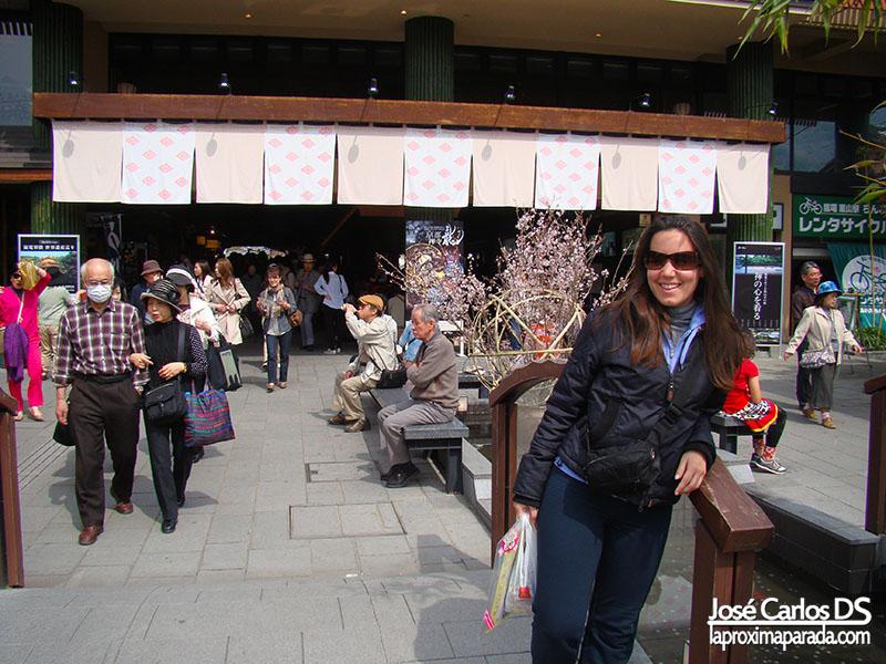 Estación Saga-Arashiyama Kyoto