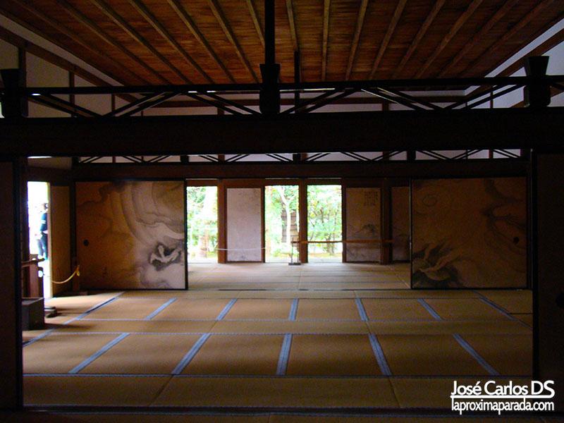 Interior Templo Ryōan-ji Kyoto