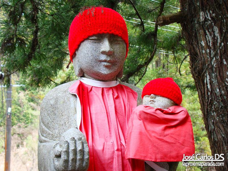 Jizo Cementerio Okunoin