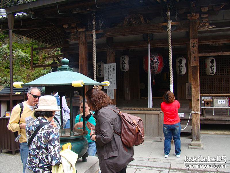O-Koro Kinkaku-ji Templo del Pabellón Dorado Kyoto