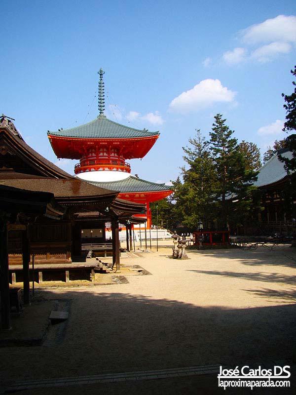Pagoda Konpon Daito Koyasan
