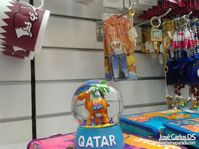 Souvenirs Aeropuerto de Doha