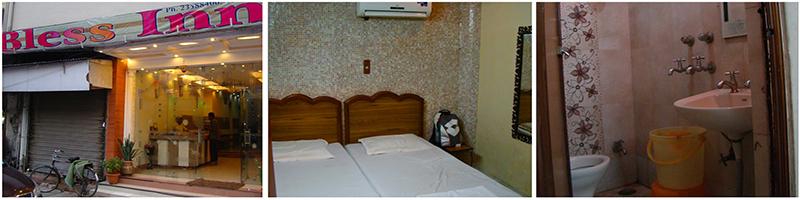 Bless Inn Hotel New Delhi