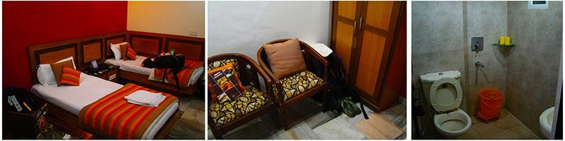 Hotel Chand Palace Delhi