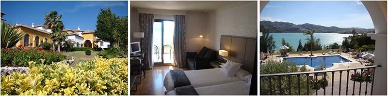 Hotel La Viñuela Axarquía