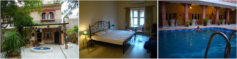 Hotel Suryaa Villa Jaipur