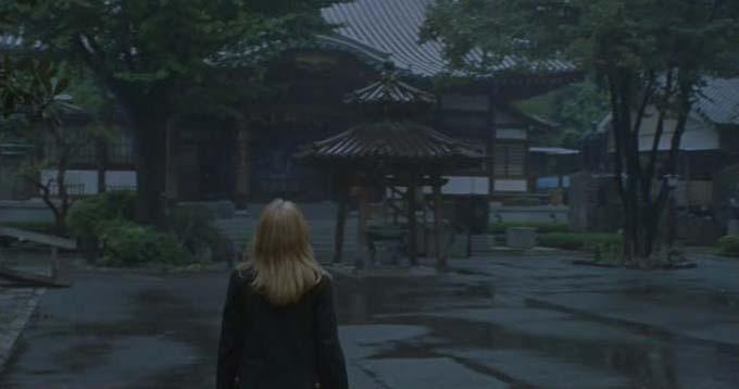 Koganji Temple Tokyo Lost in Translation