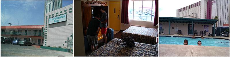 Reseña Las Vegas Travelsuites Inn
