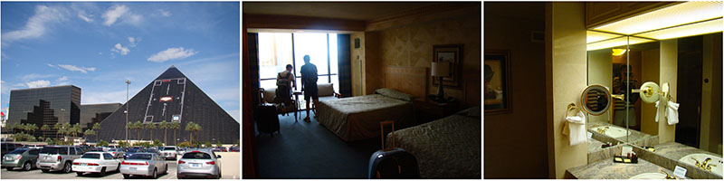 Reseña Luxor Las Vegas