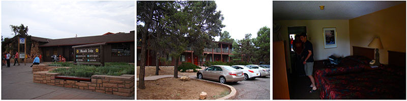 Reseña Maswik Lodge South Rim