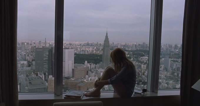 Tokyo desde The Park Hyatt Hotel Lost in Translation