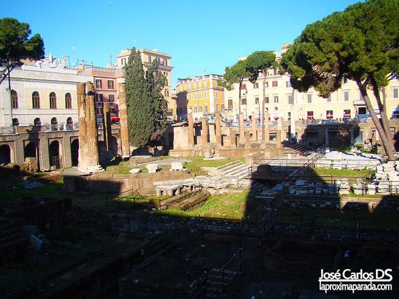 Área Sacra Roma