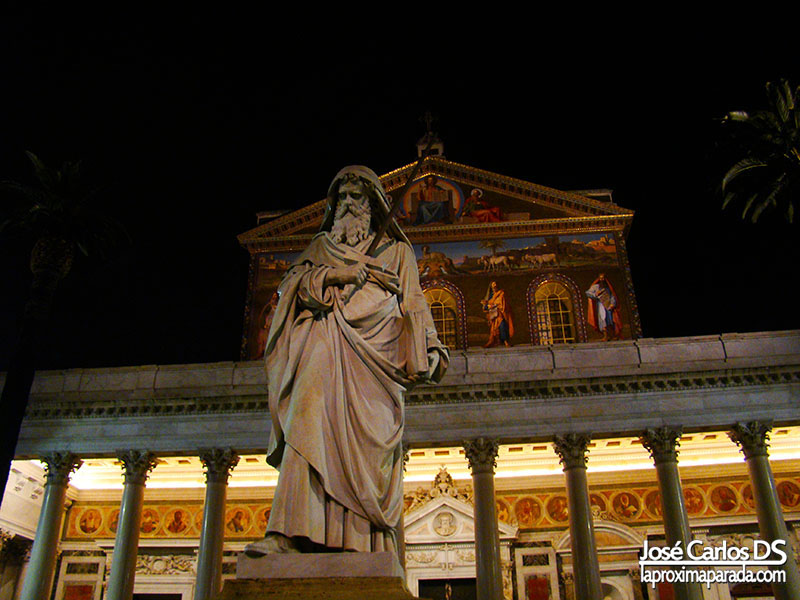 Basílica de San Pablo Extramuros, Roma