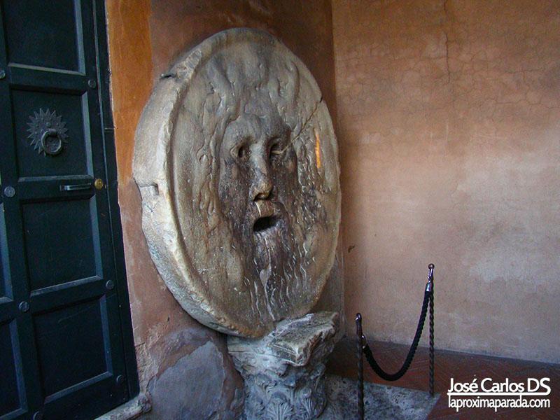 Boca de la Verdad, Roma