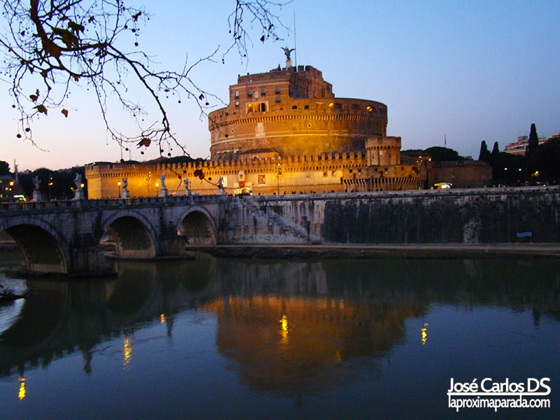 Castillo de Sant'Angelo, Roma