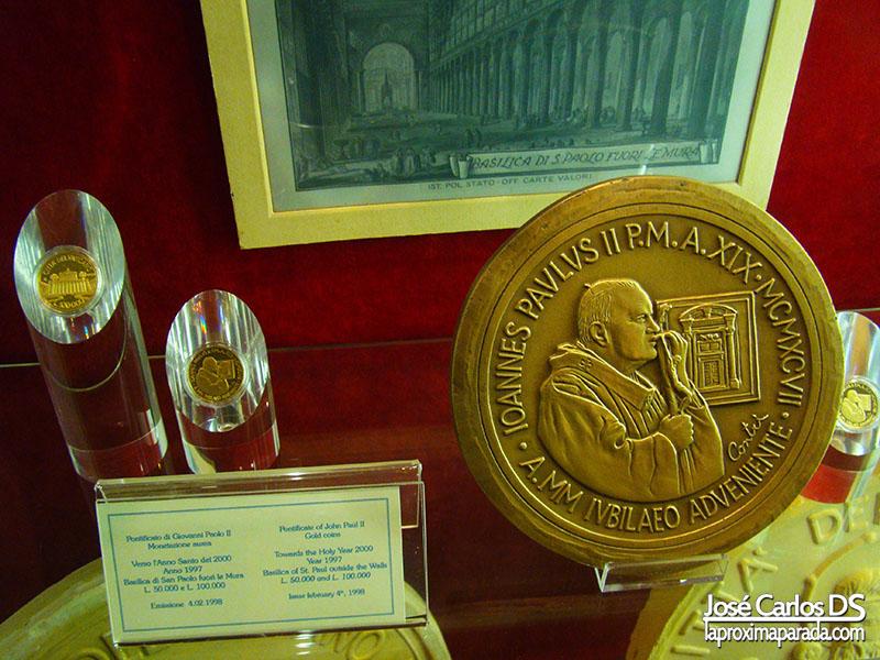 Colección Filatelia Museos Vaticanos