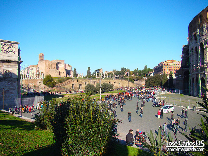 Coliseo Romano - Roma