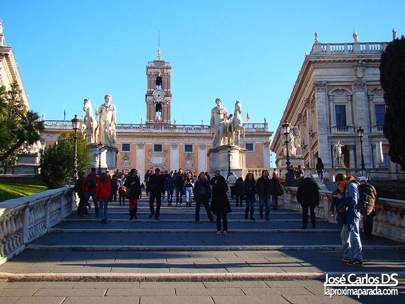 Entrada Museos Capitolinos, Roma