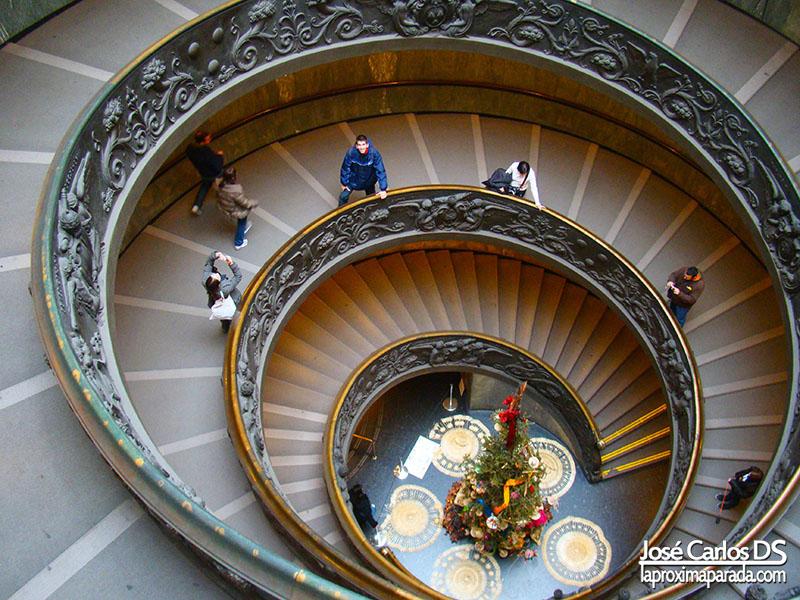 Escaleras de Giuseppe Momo