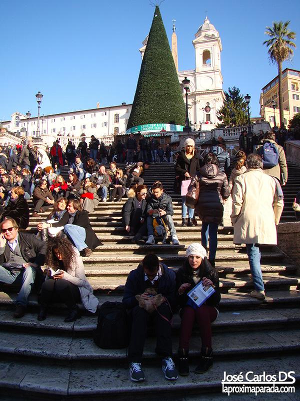 Escalinata de la Piazza di Spagna