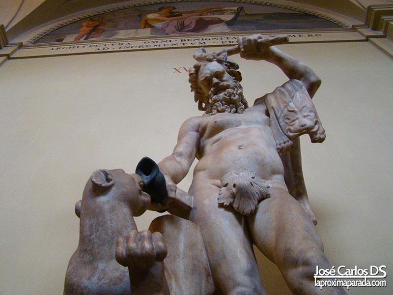 Esculturas en Museos Vaticanos