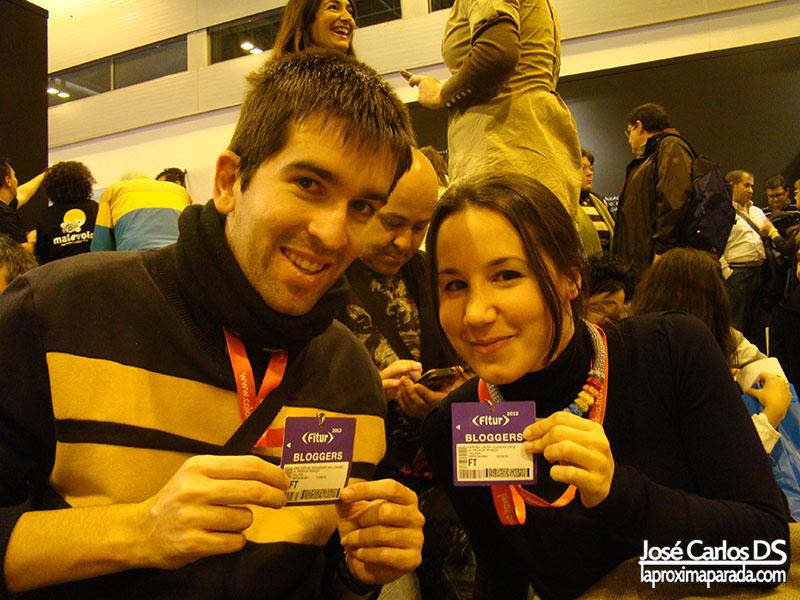 Fitur 2013 Acreditaciones Bloggers