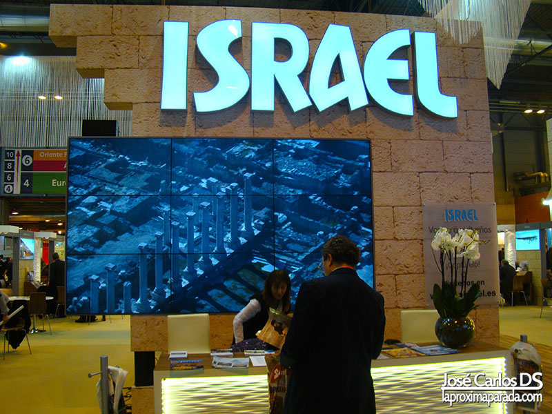 Fitur 2013 Stand Israel
