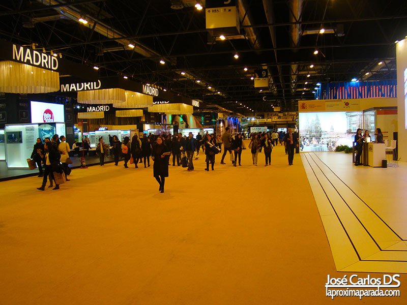 Fitur 2013 Stand Madrid