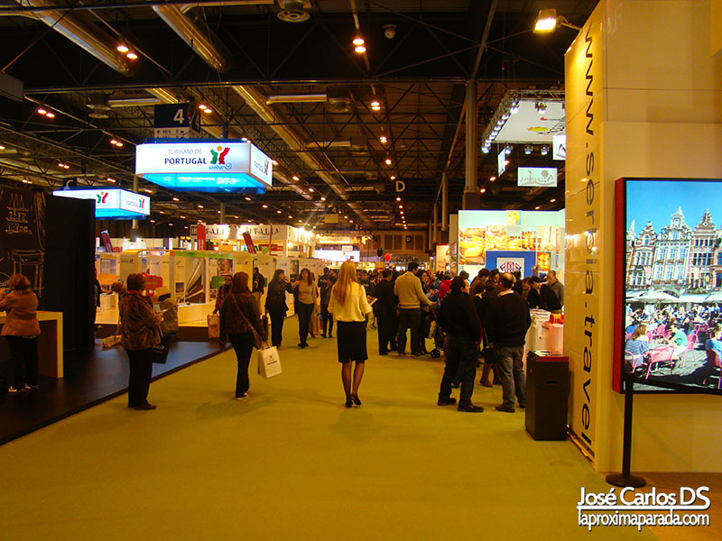 Fitur 2013 Stand Portugal