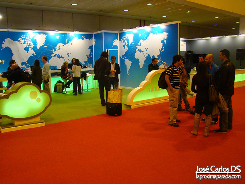 Fitur 2013 Stand minube