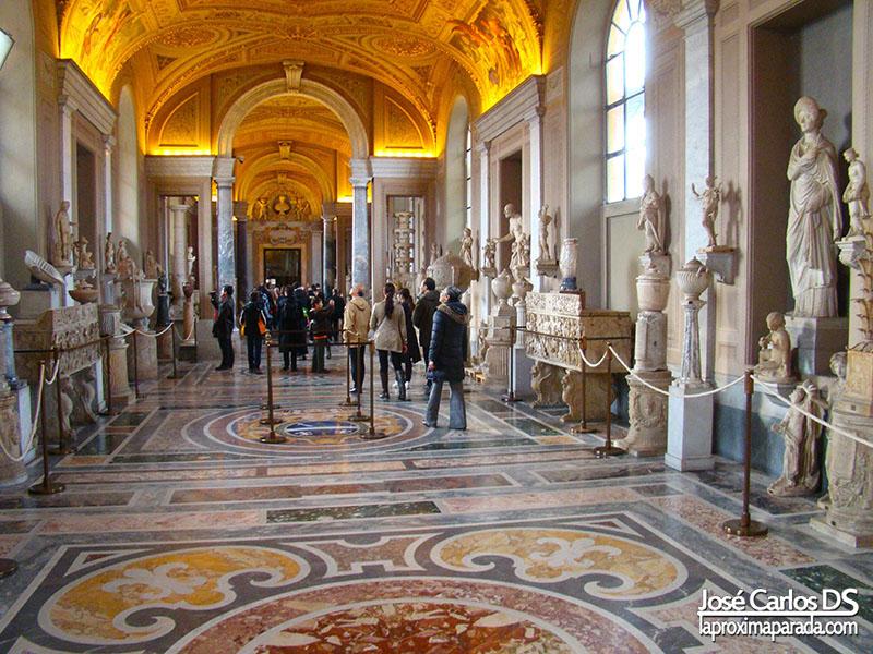 Galería Museos Vaticanos