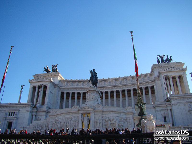 Monumento a Víctor Manuel II