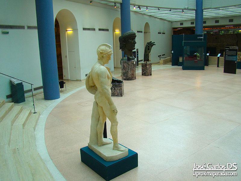 Museos Capitolinos, Roma