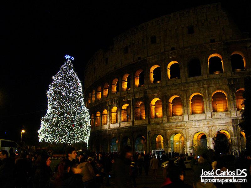 Noche Coliseo Fin de Año 2012