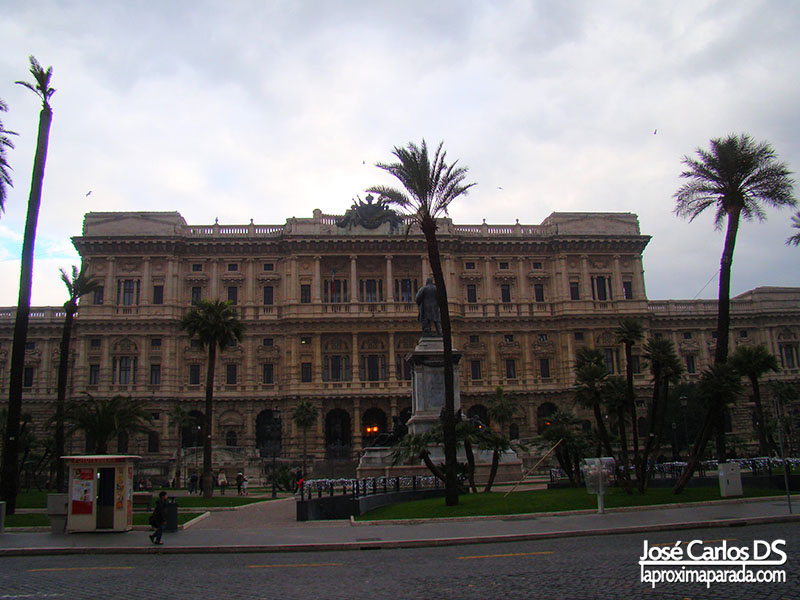 Piazza Cavour, Roma