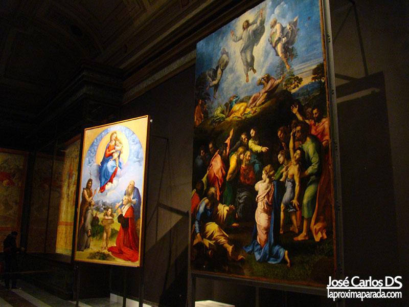 Pinacoteca Museos Vaticanos