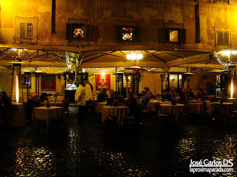 Restaurante Barrio Trastévere, Roma