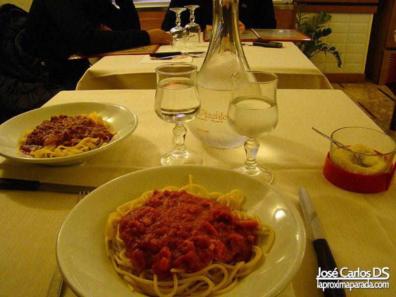 Restaurante Pizzeria al Picchio