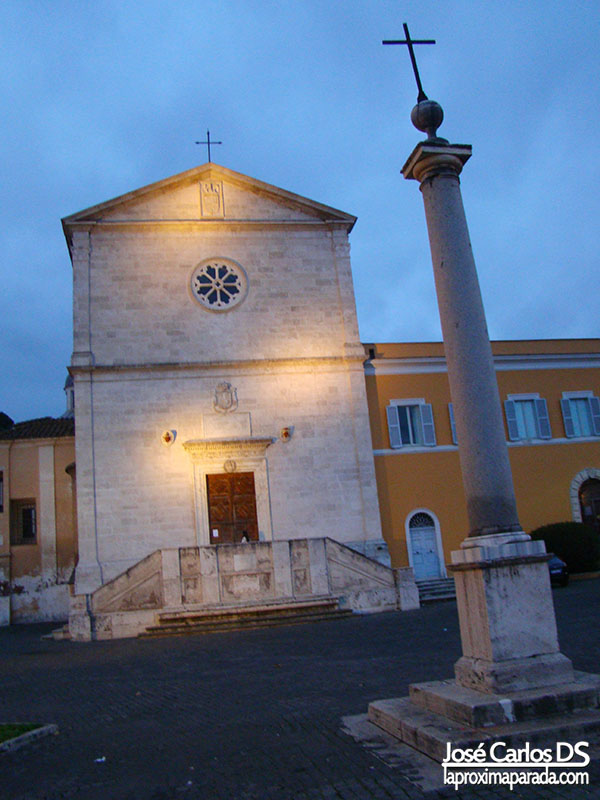 San Pietro in Montorio, Roma